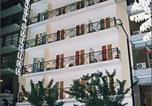 Hôtel Athènes - Nafsika Hotel Athens Centre-1