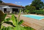Location vacances Seignosse - Maison Tosse, 5 pièces, 8 personnes - Fr-1-247-177-4