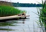 Camping en Bord de lac Allemagne - Campingplatz am Ziernsee-4