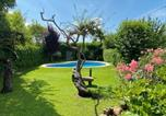 Location vacances Maçanet de la Selva - Villa Magnolia (Vidreres) - Ideal para vacaciones en familia-2
