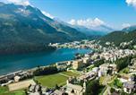 Hôtel Pontresina - Kulm Hotel St. Moritz-2