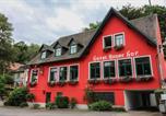Location vacances Hirschaid - Hotel-Restaurant Buger Hof-1