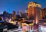 Hôtel Shanghai - Majesty Plaza Shanghai-2