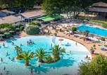 Camping avec Ambiance club Gironde - Camping Seagreen Domaine de La Forge-1