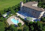 Hôtel Gubbio - Castello di Baccaresca-2