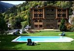 Hôtel Ariège - Hotel Xalet Verdú