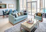 Location vacances Dubaï - Dream Inn Apartments - Tiara-1