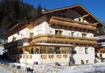 Hôtel Wildschönau - Alpenchalet Almrose-1