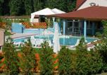 Hôtel Eger - Thermal Park Hotel Egerszalók-1