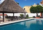 Location vacances Cancún - The Cancun Vacation Villa-2