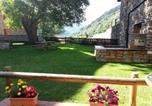 Location vacances Tírvia - Apartamento duplex de 90m2 con salida a jardín-1