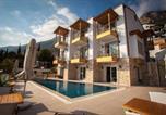 Hôtel Kas - Hotel Aysima-3