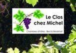 Hôtel Montpellier - Le Clos Chez Michel-1