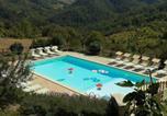 Location vacances Apecchio - Osteria di Pietragialla Villa Sleeps 8 Pool Wifi-1