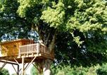 Hôtel Melle - Les Cabanes de Gros Bois-4