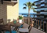 Location vacances Fuengirola - Apartamento Ronda 4 - Agua del Mar Mediterraneo-2