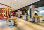 Hôtel Gare de l'aéroport de Francfort-sur-le-Main - Ibis Hotel Frankfurt Airport-1