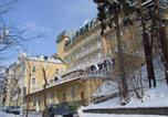 Hôtel Mariánské Lázně - Ensana Vltava-2