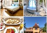 Hôtel Saint-Crépin-et-Carlucet - Les Cèdres du Linard, Chambres d'Hôtes B&B Near Lascaux, Montignac, Sarlat-la-Canéda, Dordogne-2
