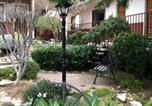 Hôtel Oakhurst - Americas Best Value Inn Mariposa Lodge-3