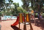 Camping avec Piscine Antibes - Camping Le Plateau des Chasses-4
