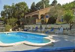Location vacances Fox-Amphoux - Four-Bedroom Holiday Home in Montmeyan-1