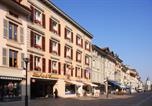 Hôtel Bussigny-près-Lausanne - Hôtel de la Nouvelle Couronne-4