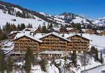 Hôtel Zweisimmen - Golfhotel Les Hauts de Gstaad & Spa