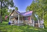 Location vacances Norwich - Hidden Lakefront Retreat Fire Pit and Fishing Dock!-2