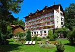 Hôtel Les chutes du Trümmelbach  - Hotel Wengener Hof