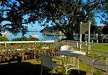 Location vacances  Nouvelle-Zélande - Hananui Lodge and Apartments-3
