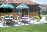 Hôtel Abzac - Chez Gondat Chambre d'hotes-2