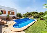 Location vacances Cala Ferrera - Villa Dos Estels-2