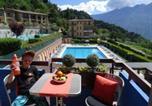Location vacances Tignale - Tignale - Appartement Vista Blu 107 - Ferienwohnung am Gardasee mieten-1