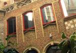 Hôtel Complexe Maison-Ateliers-Musée Plantin-Moretus  - B&B Kamers aan de Kathedraal 12-3