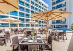 Location vacances  Émirats arabes unis - Golden Sands Hotel Apartments-1