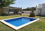 Location vacances Chiclana de la Frontera - Villa Fuerteventura Wifi y piscina-1