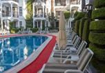 Hôtel İçmeler - Mitos Apartments-2