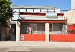 Hôtel La Plata - Rio de Enero Hostel Berisso-2