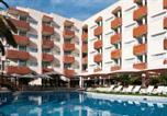 Hôtel Cambrils - Monica Hotel-3