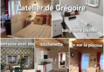 Hôtel Villebarou - &quote; Le Grand Cèdre &quote; chambres d'hôtes-3