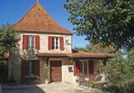 Location vacances Mouzens - Villa in Siorac en Perigord-4