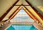 Hôtel 4 étoiles Dieppe - Novotel Thalassa Le Touquet-1