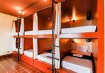 Hôtel Guatemala - Capsule Hostel-2