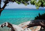 Camping avec Accès direct plage Propriano - Camping Village Isuledda-1