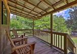Location vacances Hattiesburg - Secluded Cabin w/Pond - 37 Mi. to Gulf Coast!-3