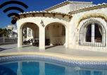Location vacances Benitachell - Villa Vistacalpe-1