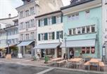 Hôtel Winterthour - Bed & Breakfast Oberer Graben-1