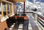 Location vacances Albinen - Chalet Waldrand-4