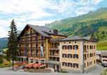 Hôtel Arosa - Hotel Alpina Parpan-1